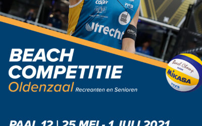 Beach Competitie én King of the Beach Toernooi